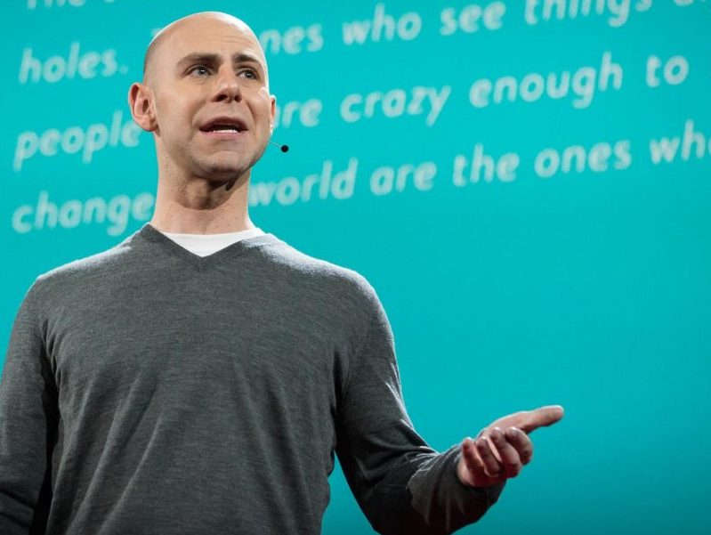 Adam Grant: the surprising habits of original thinkers