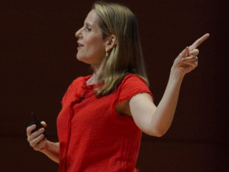 Paola Antonelli: Rejection is a sign that you're onto something new